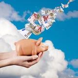 Economia e finanze Fotografia Stock