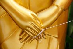 Mani del buddha Immagine Stock Libera da Diritti
