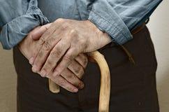 Mani del coltivatore Immagine Stock Libera da Diritti