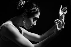 Mani del danzatore Fotografie Stock