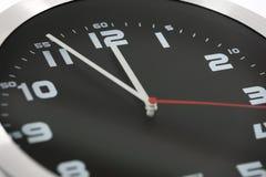 Mani dell'orologio Fotografia Stock Libera da Diritti