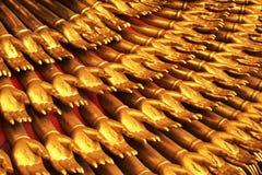 Mani di Guanyin Fotografia Stock