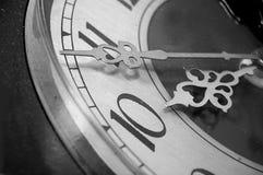 Mani di tempo Fotografie Stock