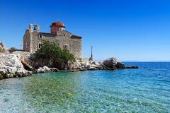 Mani, Griechenland Stockfoto