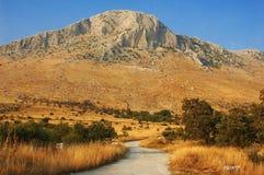 Mani mountain Royalty Free Stock Photo