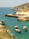 Mani Peninsula Greece Stock Image