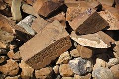 Mani Stones Fotografia de Stock