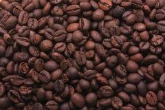 Mania del caffè Fotografia Stock