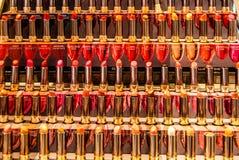 Mania do batom fotografia de stock