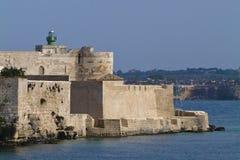 maniace замока стоковая фотография rf