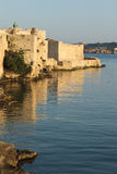 maniace castello стоковые фото