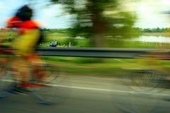 Maniacs da velocidade Fotos de Stock Royalty Free