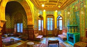 Manial宫殿,开罗,埃及Otstanding建筑学  免版税库存图片