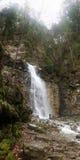 Maniavskii Waterfall. Maniava. Ukraine Royalty Free Stock Photography