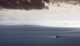 Manica della Gibilterra Immagine Stock