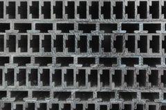 Manica di alluminio espulso Immagine Stock Libera da Diritti