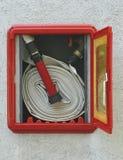 Manichetta antincendio Fotografia Stock