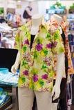 Manichino in camicia hawaiana Immagine Stock Libera da Diritti