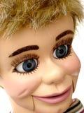 Manichino del Ventriloquist dell'annata Fotografie Stock Libere da Diritti