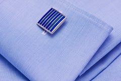 Manicotto di una camicia Immagini Stock Libere da Diritti