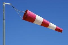 Manicotto di vento fotografia stock