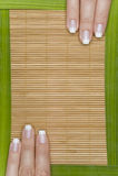 Manicure Imagens de Stock