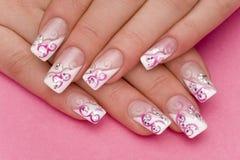 Manicure Стоковое Фото