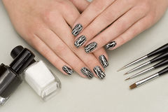 Manicure Royalty Free Stock Images