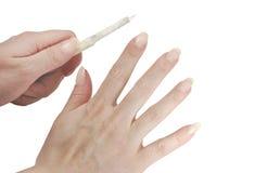 Manicure 3 Fotografia Stock
