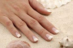 Manicure Royalty Free Stock Image