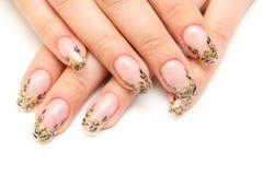 manicure Стоковое Изображение