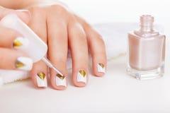 manicure Stock Afbeeldingen