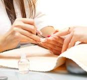 manicure Стоковые Изображения RF