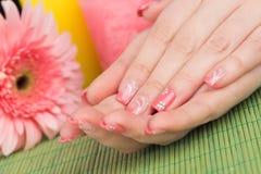 manicure immagine stock libera da diritti