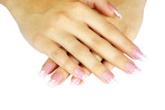 Manicure Immagine Stock