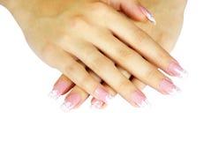 Manicure Stock Image