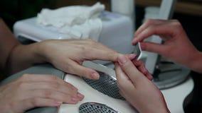 manicure zdjęcie wideo