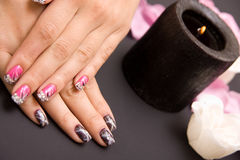 Free Manicure Royalty Free Stock Photo - 8692245