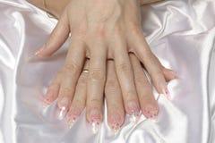 Manicure Fotos de Stock
