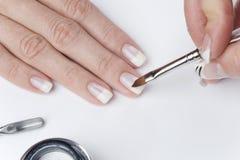 Manicure Foto de Stock Royalty Free