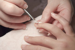 Manicure Royalty Free Stock Image