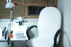 Manicure desk Stock Photography
