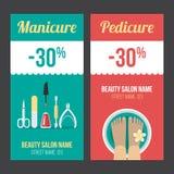 Manicure discount Stock Photo