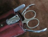 manicure narzędzi Obrazy Royalty Free