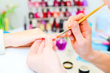 Manicure. Stock Photography