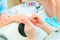 Manicure Stock Photos