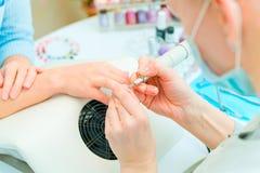 Manicure Stock Photos