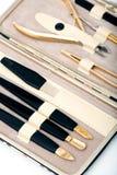 Manicure set Royalty Free Stock Photo