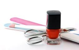 Manicure Set Stock Photos