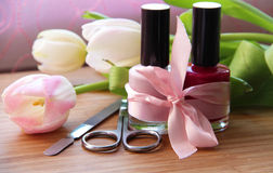 Manicure Set Royalty Free Stock Images
